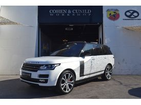 LAND-ROVER Range Rover 5.0 V8 SVAutobiography Dynamic 4WD Aut. 565