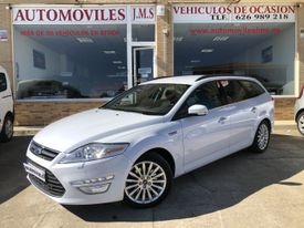 FORD Mondeo SB 2.0TDCi Limited Edition 140