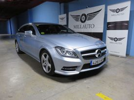 MERCEDES-BENZ Clase CLS Shooting Brake 350CDI BE (4.75) Aut.