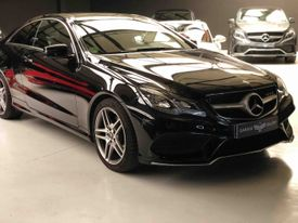 MERCEDES-BENZ Clase E Coupé 350 Aut.