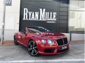 BENTLEY Continental GT Convertible V8 S