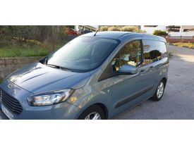 FORD Tourneo Courier 1.5TDCi Trend 100