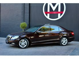 MERCEDES-BENZ Clase E 350CDI BE Aut.