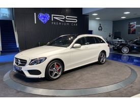 MERCEDES-BENZ Clase C Estate 220BlueTec 7G Plus (4.75)