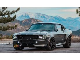 FORD Mustang 67 FASTBACK RETRO-LOOK 5.0GT