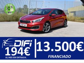 KIA Cee´d 1.0 T-GDI Eco-Dynamics Tech 120