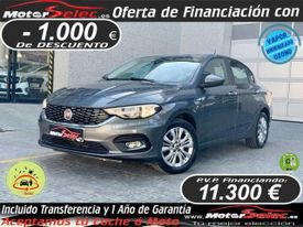 FIAT Tipo Sedán 1.4 Lounge
