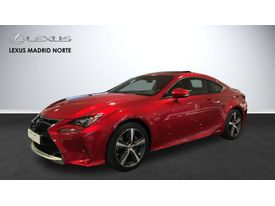 LEXUS RC   300h Executive Navigation. 278€/mes.