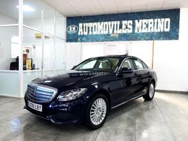 MERCEDES-BENZ Clase C 250d 4Matic 7G Plus