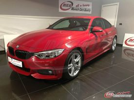 BMW Serie 4 420 F32 Coupé * PACK M, HEAD UP DISPLAY, CAMARA *