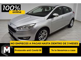 FORD Focus 1.6 TI-VCT Trend+ Powershift