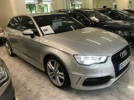 AUDI A3 Sportback 2.0TDI Attraction 150