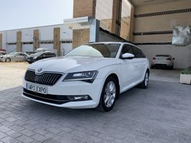 SKODA Superb Combi 2.0TDI Ambition DSG6 110kW