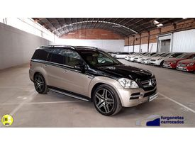MERCEDES-BENZ Clase GL 350CDI 4M BE 265 Aut.