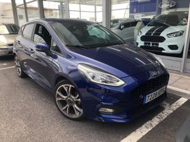 FORD Fiesta 1.0 EcoBoost S/S ST Line Black Edition 140