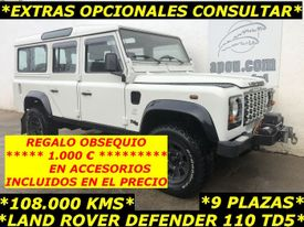 LAND-ROVER Defender 110TDI County SW