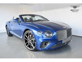 BENTLEY Continental GT W12 CONVERTIBLE FIRST ED. 2019