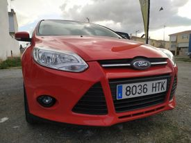 FORD Focus 1.0 Ecoboost Auto-S&S Trend