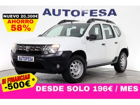 DACIA Duster  1.5 dCi 110cv Ambiance 4X4 5p # IVA DEDUCIBLE