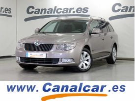 SKODA Superb Combi 2.0TDI CR Ambition