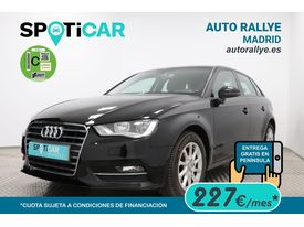AUDI A3 Sportback 1.6TDI CD Attraction