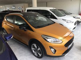 FORD Fiesta 1.0 EcoBoost S/S Active+ 100
