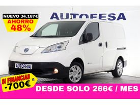 NISSAN NV200  Electric Profesional 109cv 5p Auto # IVA DEDUCIBLE, BLUETOOTH, LIBRO