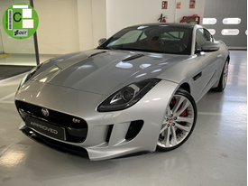 JAGUAR F-Type Coupé 3.0 V6 S Aut. 380