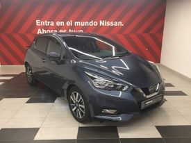 NISSAN Micra 1.5dCi S&S N-Connecta 90