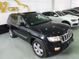 JEEP Grand Cherokee 3.0CRD Overland 241 Aut.