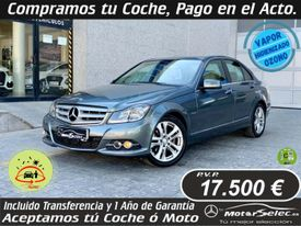 MERCEDES-BENZ Clase C 250 BE Avantgarde 7G (9.75)