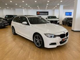 BMW Serie 3 318dA Touring Essential Plus M-Sport Edition