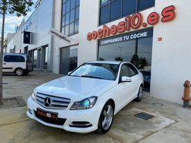 MERCEDES-BENZ Clase C 220CDI BE Eco Edition 7G Plus