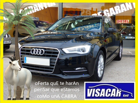 AUDI A3 Sportback 1.6TDI CD Advanced S-T
