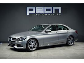 MERCEDES-BENZ Clase C 220d 7G Plus (4.75)