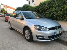 VOLKSWAGEN Golf Variant 1.6TDI CR BM Business&Navi 110