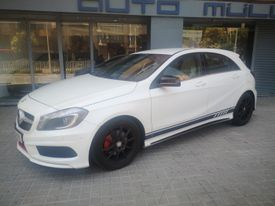 MERCEDES-BENZ Clase A 200 BE AMG Sport