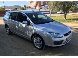 FORD Focus Wagon 2.0TDCi Ghia