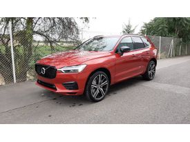 VOLVO XC60 T6 Twin Recharge R-Design