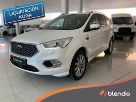 FORD Kuga 2.0 TDCI 110KW VIGNALE 4WD POWERSHIFT 150 5P