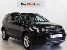 LAND-ROVER Discovery Sport 2.2SD4 SE 7pl. Aut. 190