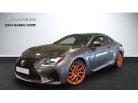 LEXUS RC  -F Carbon Package. 781€/mes.
