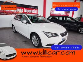 SEAT León ST 1.6TDI CR S&S Reference Eco. 110