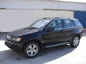BMW X5  4.4i STEPTRONIC