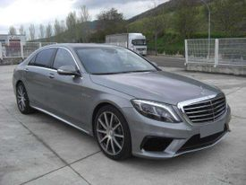 MERCEDES-BENZ Clase S 350 BT Edition 1  AMG FULL EQUIP