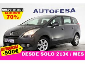 PEUGEOT 5008  1.6 e-HDi 115cv Allure 5p 7plz CMP # IVA DEDUCIBLE, LEVAS, BLUETOOTH, LIBRO