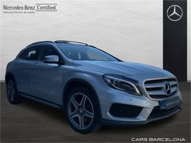 MERCEDES-BENZ Clase GLA 220d Style 4Matic 7G-DCT
