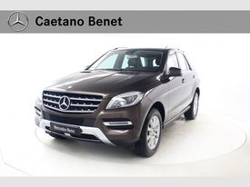 MERCEDES-BENZ Clase M  ML 350 BlueTEC4MATIC