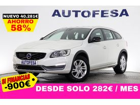 VOLVO V60  Cross Country 2.0 D3 150cv Momentum 5p Auto S/S # NAVY, PARKTRONIC