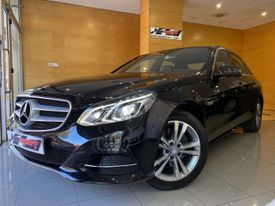 MERCEDES-BENZ Clase E 350 BT Avantgarde 9G-Plus